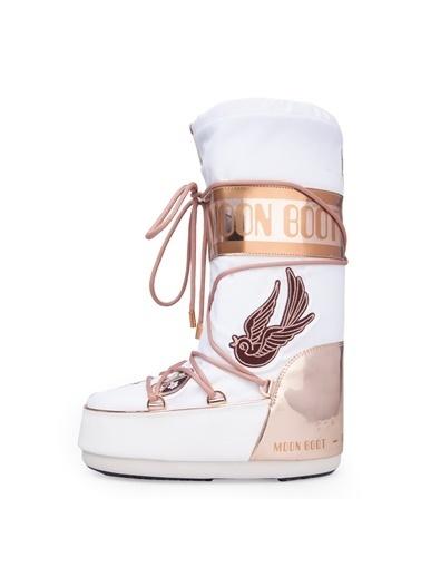 Moon Boot Bot Beyaz